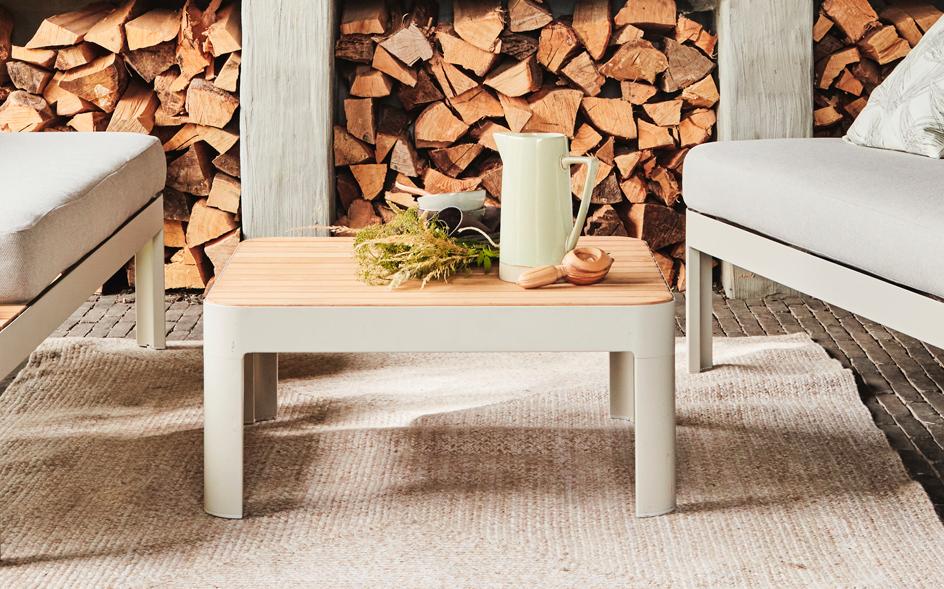table basse de jardin meubles de