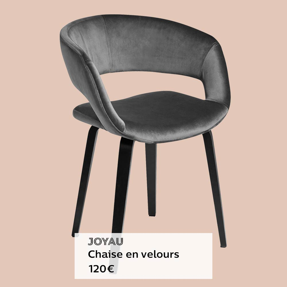 alinea-chaise-joyau-velours