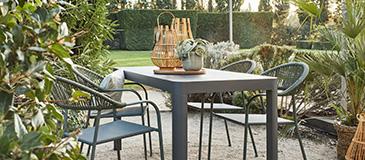 meubles jardin alinea