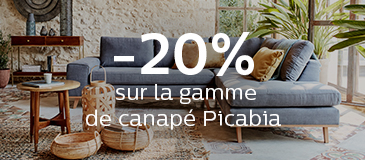 canape picabia