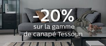canape tessoun