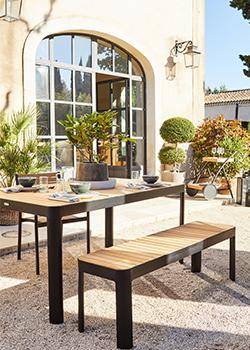 table de jardin - alinea