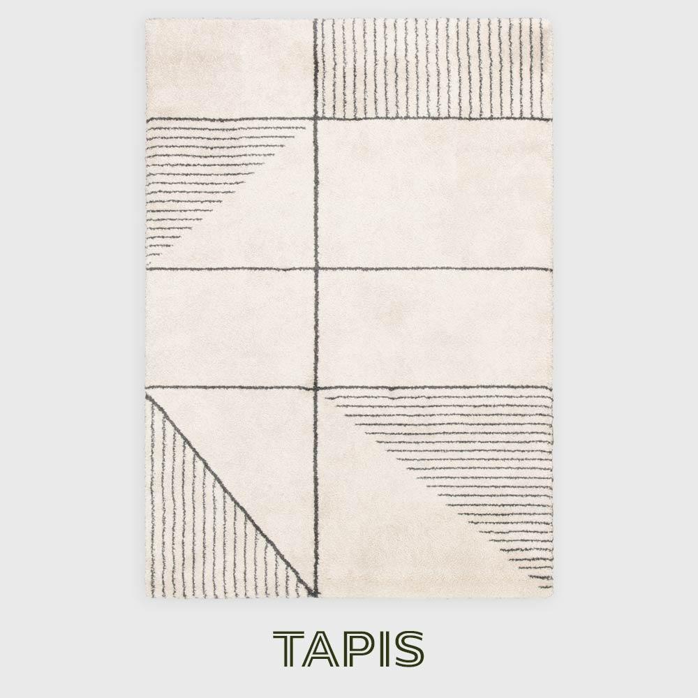 Alinea vente en ligne de meubles et de d coration design - Tapis alinea salon ...